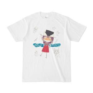 new白Tシャツ【YAMIMIKO】