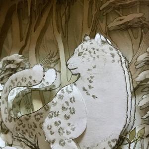 シャドウボックス/雪豹