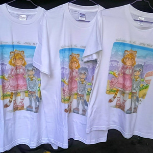 『Anarchy in the J.P.』Tシャツ