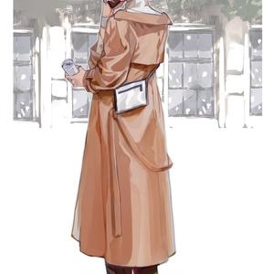オフの日イメージアクリルキーホルダー(不破湊)