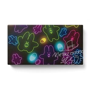 ビタミングミ ネオンモバイルバッテリー めた臓サイン落書きを添えて