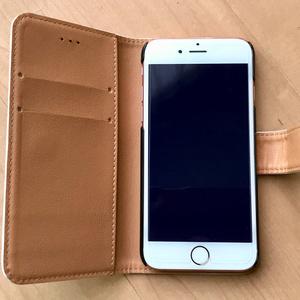 手帳型iPhoneケース(わんこ)