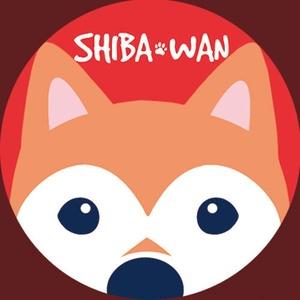 缶バッジ(M)「SHIBA*WAN」