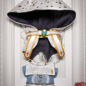10cmぬいサイズ聖歌隊服