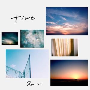 オリジナルCDアルバム「time」