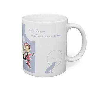【僕夢】クリスマスマグカップ