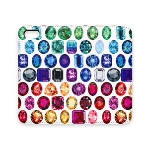 宝石iPhoneケース