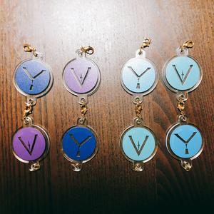 VとY連結可能アクキー