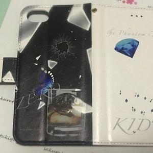 キッド/ZERO  iPhone7・8ケース