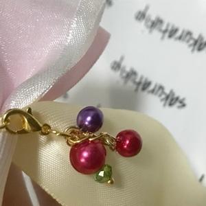 お菓子シリーズ リボンバレッタ