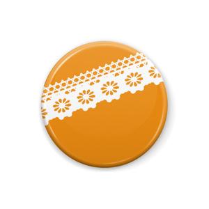 レース orange