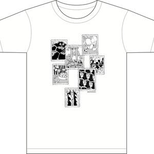 和田たけあき かおなしTシャツ