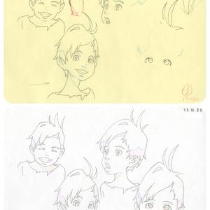 アニメ私塾課題と添削集3年目