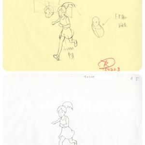 アニメ私塾課題と添削集2年目-2