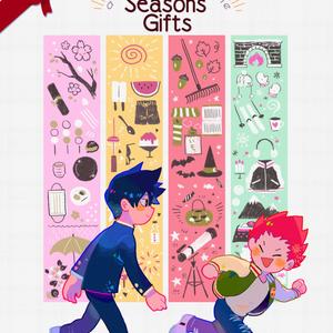 【モブサイコ100】ショウ律ミニアンソロ Seasons' Gifts (※無くなり次第終了)