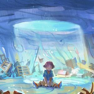 絵本「台風のルームキー」
