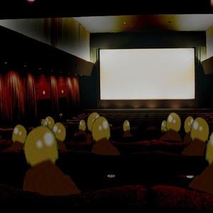 映画館のテリアさん