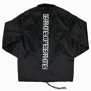 HCBクマロゴコーチジャケット