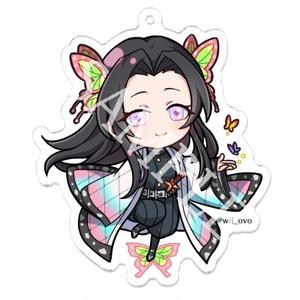 【鬼滅の刃】胡蝶カナエ アクキー