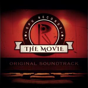 OPU Records THE MOVIE ORIGINAL SOUNDTRACK