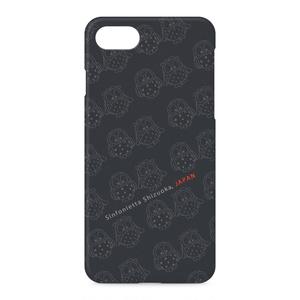 ふくちゃん・みみちゃんのiPhoneケース ネイビー