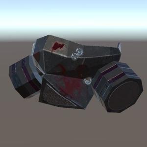 VRC向けガスマスク