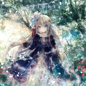 2nd album 「Sylphia」Download版