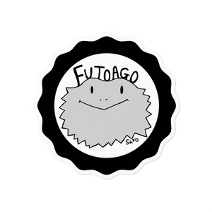FUTOAGOモノクロ