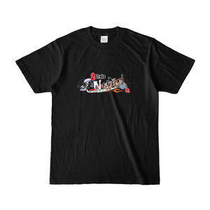 「2Stroke Not Dead」Tシャツ