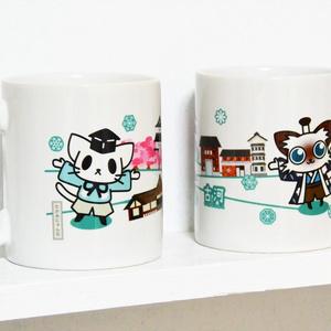 こがにゃんこマグカップ(1個)