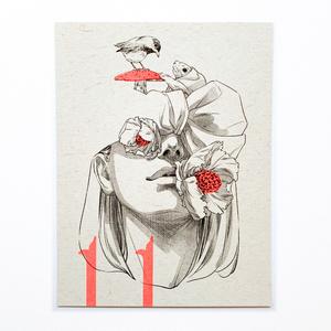 【11月】カレンダー 1枚単品