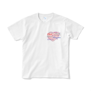 女子プロレスLjk-1東西対抗緊急決定Tシャツ☆彡