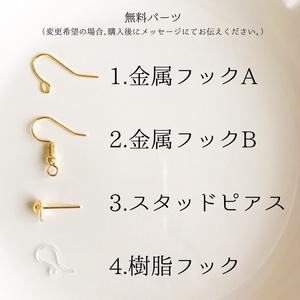 Fate/カルナ&アルジュナイメージピアス