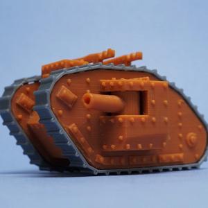 マーク1戦車