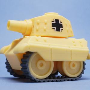 キングタイガー戦車