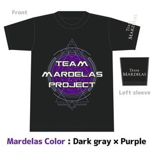 【SALE商品】Team Mardelas Project T-Shirt Mardelas color (バンドモデル)