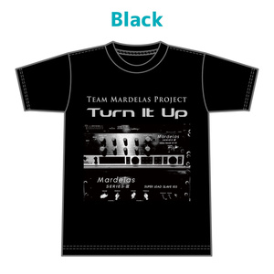Turn It Up! T-Shirt (Black)