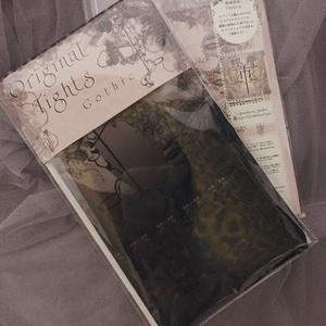 オリジナルタイツ『Gothicタイツ』