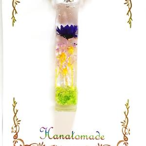 氷柱花のペンダント
