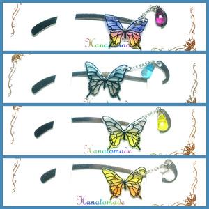 硝子蝶のブックマーカー(栞)