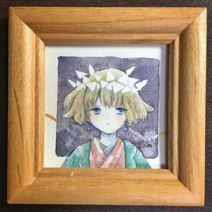 ハイカラ【ミニ原画2種】