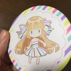 奈奈ちゃん缶バッチ