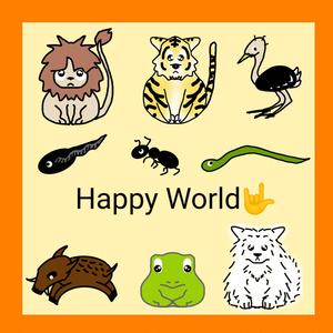 Happy World🤟