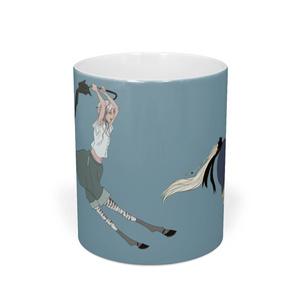 ケンタウロスのマグカップ(ブルー)