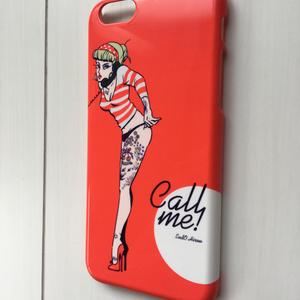 Call me!【スマホケース iPhone6/6s用】