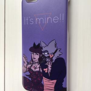 It's mine!!【スマホケース iPhone6/6s用】