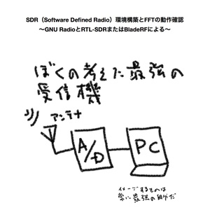 SDR(Software Defined Radio)環境構築とFFTの動作確認 ~GNU RadioとRTL-SDRまたはBladeRFによる~_web版