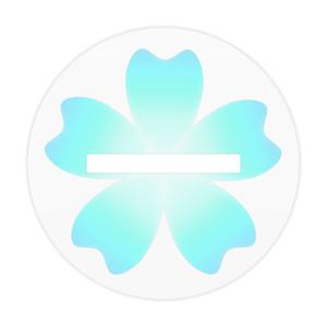 Blue Blossom アクリルフィギュア