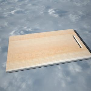 柳葉包丁/まな板セット_ver1.0
