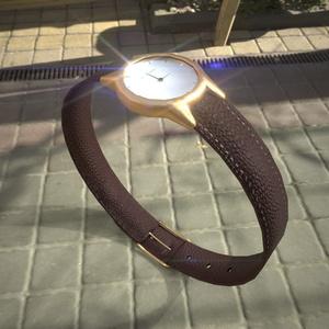 腕時計(革)_ver1.0